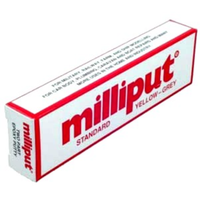 Milliput Standard-Grey-Yellow 2 Part Putty Mil1