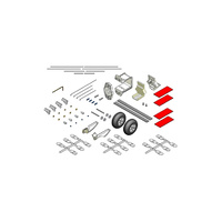Multiplex Parkmaster 3D Small Parts - Mpx224135