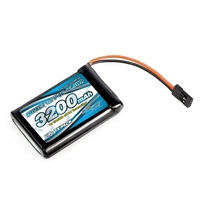 Impact Lipo Battery 3200Mah 3.7V 4C For Sanwa Mt44 Radio - Mr-Mli-3200Mt44