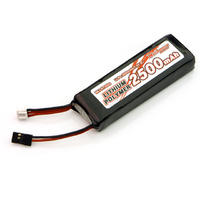 Much More Lipo 2500Mah 7.4V Sanwa M12-Mt - Mr-Mli-Kt2500