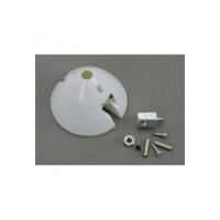 Parkzone Prop Adapter And Spinner Set Radian - Pkz1018