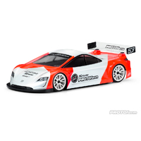 PROTOFORM TURISMO 190MM LIGHT WEIGHT CLEAR TOURING CAR BODY - PR1570-25