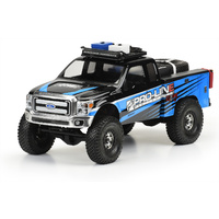 PROLINE UTILITY BED CLEAR BODY FOR HONCHO STYLE CRAWLER CABS - PR3484-00