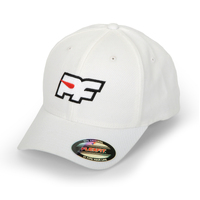 PROTOFORM WHITE FLEXFIT HAT S - PR9986-00