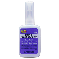 ZAP ODORLESS FOAM SAFE 0.7 OZ - PT-25