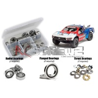 Rc10 Sc5M Rubber Bearing Kit - Rcass071R