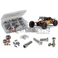 Axial Exo Terra Stainless Steel Screw Kit - Rcaxi005