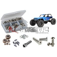 AXIAL WRAITH SPYDER STAINLESS STEEL SCREW K - RCAXI007