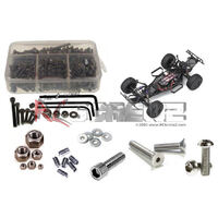 Kyosho Ultima Sc-R Stainless Steel Screw Ki - Rckyo130