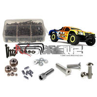 LOSI 22-SCT 2WD STAINLESS STEEL SCREW KIT - RCLOS067