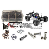 Traxxas Stampede Stainless Steel Screw Kit - Rctra043