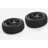 FRONT BUGGY TYRE SET ROAD SPIRIT - RH-10302