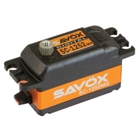 SAVOX LO PROF SUP SPEED METAL GEAR SERVO - SAV-SC1252MG