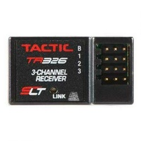 Tactix Tr326 3-Channel Slt Hv Receiver Only - Tacl0326