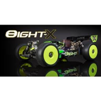 TLR 8Ight-X 1/8 Competition Buggy Kit - TLR04007