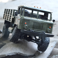1-16Th Scale Military Rock Crawler - Ready To Run - Vs1920B