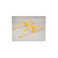 CAR BODY ROLL CAGE YELLOW - VSHY00165Y