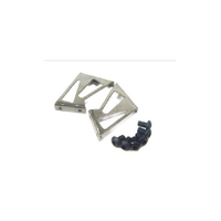 ALLOY DRIFT WING MOUNT V1 SILV - VSHY00169