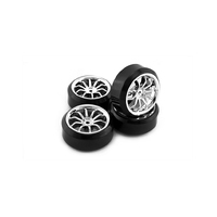 1/10 Drift 10-Spoke Tire Set - Vskt636015S