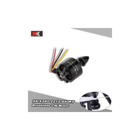 X380 Brushless Motor Clockwise - Xk380-008