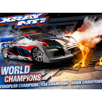 XRAY NT1 World Champ Edition  - Xy330010