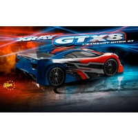 XRAY Gtx8.2 - 1/8 Luxury Nitro On-Road Gt Car - Xy350501