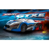 XRAY Gtxe - 1/8 Luxury Electric On-Road Gt Car - Xy350600