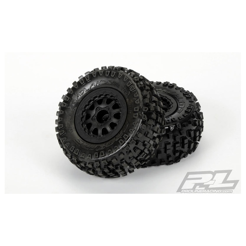 PROLINE BADLANDS SHORT COARSE MOUNTED ON RENEAGE TYRES 2PCS - PR1182-13